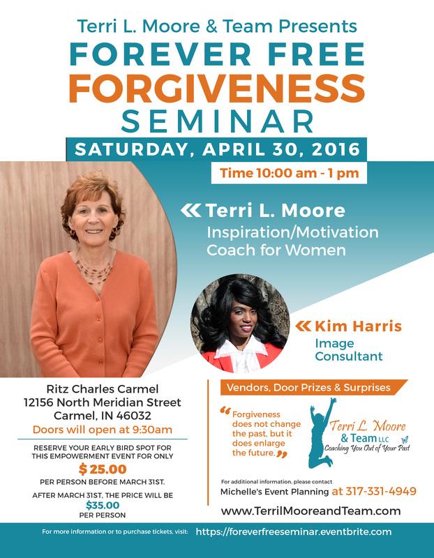 Forever Free Forgiveness Seminar